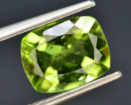 2.35 Ct Untreated Green Peridot ~ AD