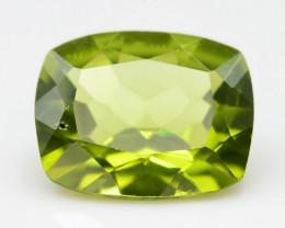 1.90 Ct Untreated Green Peridot ~ AD