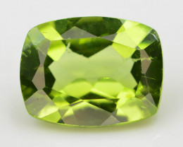 2.05 Ct Untreated Green Peridot ~ AD