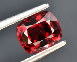 Top Color 1.15 ct Red Color Spinel Untreated/Unheated ~Burma ~ AD