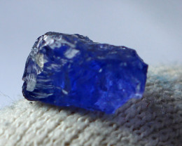 3.50 Cts Unheated & Natural ~Blue Iolite Facet Rough