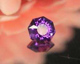 Master CutAmethyst Gemstone Cut by Master Cutter