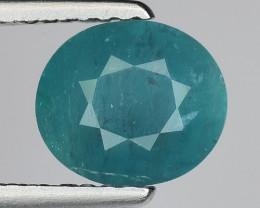 1.40 Ct World Rarest Grandidierite Top Quality Gemstone. GD 21