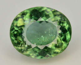 4.40 Ct Gorgeous Color Natural Apatite.