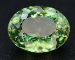 3.90 Ct Gorgeous Color Natural Apatite.