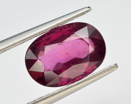 3.20 CT RHODOLITE GARNET FROM MALAY AFRICA T