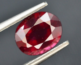 2.20 CT RHODOLITE GARNET FROM MALAY AFRICA T