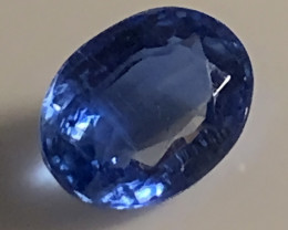 BEAUTIFUL BLUE  NEPAL KYANITE GEM - SUPERB COLOR