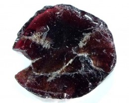 GARNET NATURAL BEAD DRILLED 19.85 CTS NP-797