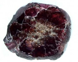 GARNET NATURAL BEAD DRILLED 14.85 CTS  NP-773
