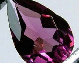 RHODALITE GARNET FACETED 1.00 CTS  PG-476