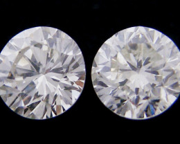 CERTIFIED AUST DIAMONDS 0.315 CTS VALUATION $735.00 #48037