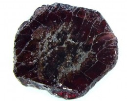 GARNET BEAD NATURAL DRILLED 23.95 CTS NP-746