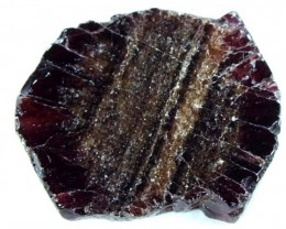 GARNET BEAD NATURAL DRILLED 25.50 CTS  NP-750