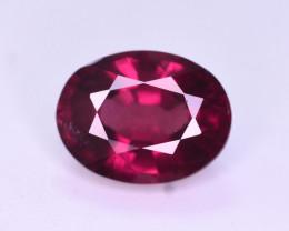 Rare 2.55 Ct Superb Color Natural Mahenge Garnet
