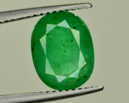 3.25 Ct Natural Zambian Emerald Gemstone