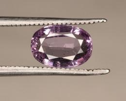 Stunning Purple Spinel 1.25 Carats