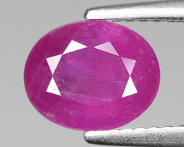 2.62 Ct Untreated Ruby Awesome Color ~ Mozambique RU1