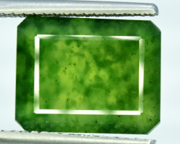 NR Auction 11.20 cts Beautiful Grasolar Idocrase Cabochon