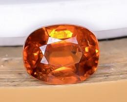 1.09 Crt  Spessartite Garnet Faceted Gemstone (R56)