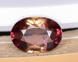 0.86 Crt Tourmaline Faceted Gemstone (R56)