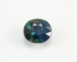 **UNHEATED** 2.54ct Lab Certified Natrual Blue Sapphire