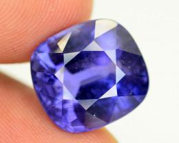 AIGS CERT~12.16 Ct  Natural Color Change Sapphire Gemstone