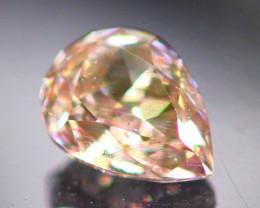 Diamond 0.30Ct Natural Pink Color Fancy Diamond 02CF35