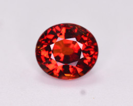 Reddish Orange Color 1.75 Ct Natural Spessartite Garnet A