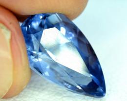 3.40 Carats Natural Untreated Aquamarine Gemstone