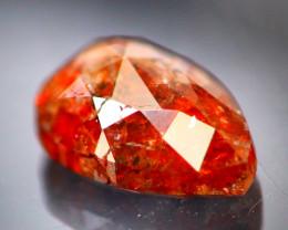 Diamond 1.03Ct Natural Reddish Orange Color Fancy Diamond 03CF34