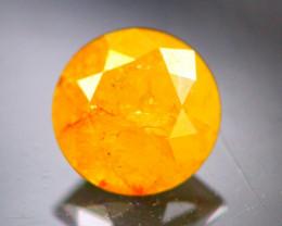 Diamond 0.36Ct Natural Orange Color Fancy Diamond 03CF35