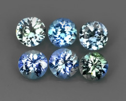 5.25 CTS AWESOME TANZANITE FACET GENUINE UNHEATED
