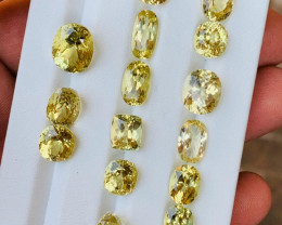 59 25 Carat Spodumene (Kunzite) Gemstones