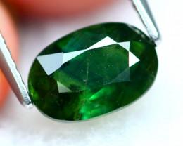 Green Sapphire 1.89Ct Natural Green Sapphire D0604