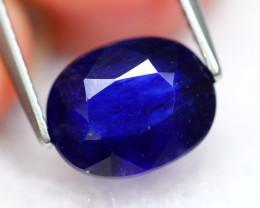 Ceylon Sapphire 3.62Ct Royal Blue Sapphire D0622