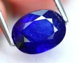 Ceylon Sapphire 2.80Ct Royal Blue Sapphire D0623