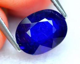 Ceylon Sapphire 2.45Ct Royal Blue Sapphire D0629