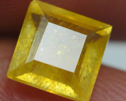 2.20 CRT BEAUTY YELLOW SAPPHIRE FACETED-