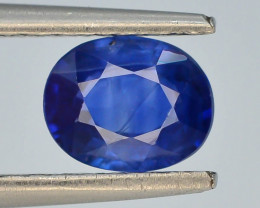 GIL ~ Certified ~0.71 Natural Untreated Blue Color Sapphire