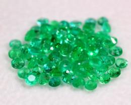Emerald 2.83Ct Natural Colombian Green Color Emerald Lot B0609