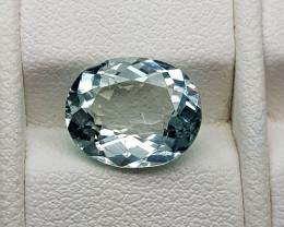 2.35Crt Aquamarine Natural Gemstones JI54