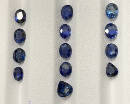 6.37Carats Sapphire Gemstones