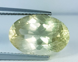 6.56 ct Top Quality Gem Stunning Oval Cut Natural Scapolite
