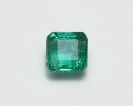 1.27ct Lab Certified Zambian Emerald