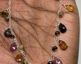 (29) Delightful Nat 30.56tcw.  Necklace
