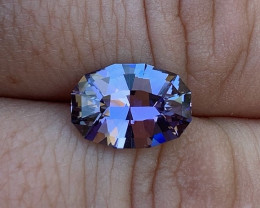 4.26 ct Tanzanite - Precision Cut by BlueTourmalineQueen -