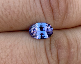 2.43 ct Tanzanite - Precision Cut by BlueTourmalineQueen