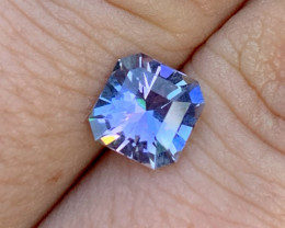 2.15 ct Unheated Tanzanite - Competition Level Cut by BlueTourmalineQueen