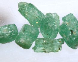 10.25- CTS Emerald Rough  Parcel RG-4804